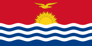 International Dialing Code Kiribati