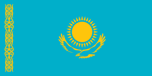 International Dialing Code Kazakhstan